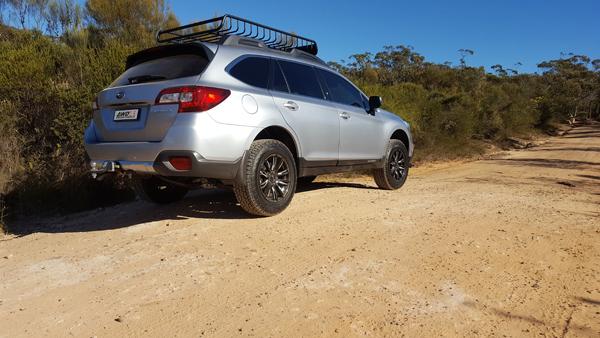 Subaru Outback Lift Kit >> Subaru Outback 2015 2017 Lift Kit 50mm W Hd Powder Coating